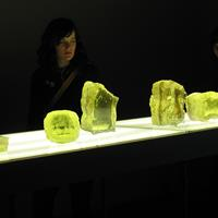 """Alex Conrad, ''Excavated Radiography,"""" 2012"""