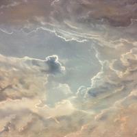 """David LaPalombara, """"Clouds: 2,"""" 2013"""