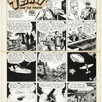 caniff, terry and the pirates.JPG