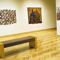Quilt National 1993 installation