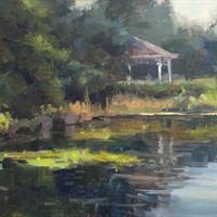 """Thomas Cole, """"Goodale Park"""", 2017"""