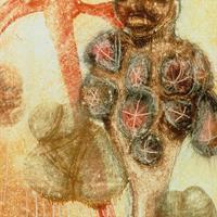 """Gilda Edwards, """"Bochio (By Hammer),"""" 1997"""