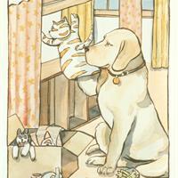 Michael Rosen - A Pup and a Puppet
