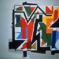 """Ed Mieczkowski, """"Piet's Anvil,"""" 1994"""