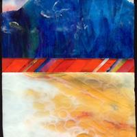"""Terri Albanese, """"The Farthest Horizon 1,"""" 2018"""