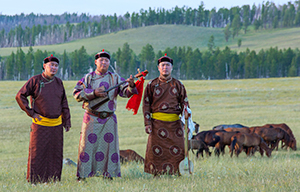IMPACT Presents Alash: Master Tuvan Throat Singers