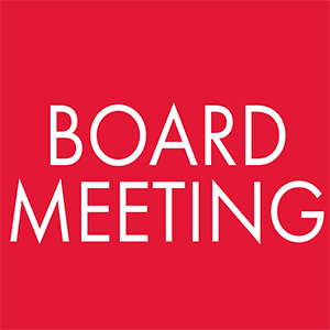 Board Meeting graphic