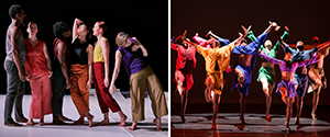 Two Ohio Dance Companies Selected for DanceMotion USA International Tours
