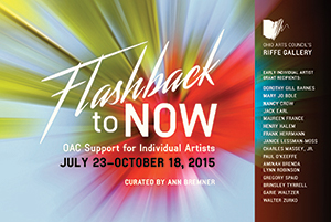 Exhibition Preview: Flashback to Now: OAC Support for Individual Artists
