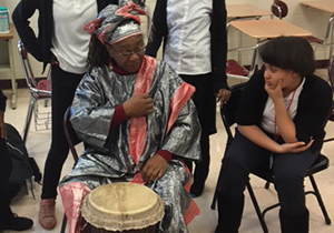 To the Beat of Her Own Drum: OAC Heritage Fellowship Recipient Linda Thomas Jones Makes Music Meaningful