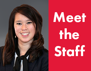 Meet the Staff: Amanda Etchison, Communications Strategist