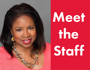 Meet the Staff: Chiquita Mullins Lee, Arts Learning Coordinator