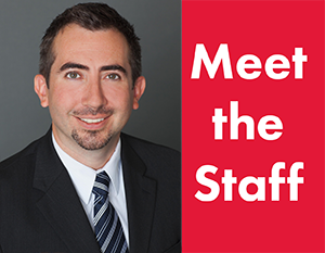Meet the Staff: Dan Katona, Deputy Director