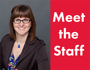 Meet the Staff: Janelle Hallett, Organizational Program Coordinator