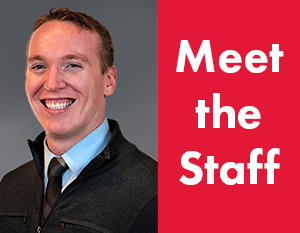 Meet the Staff: Jarred Small, Arts Learning Coordinator