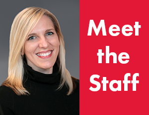 Meet the Staff: Katie Monahan, Communications Strategist