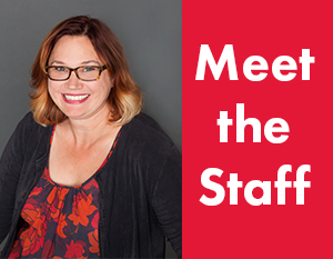 Meet the Staff: Kim Turner, Grants Associate and Accessibility Coordinator