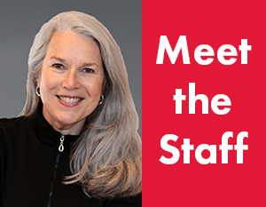 Meet the Staff: Mary Gray