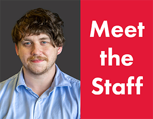 Meet the Staff: Patrick Hughes, Investment Associate