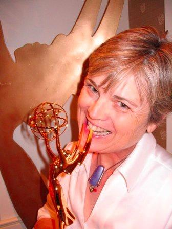 cindy gaillard with emmy