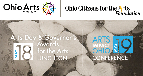 Registration Opens for Arts Day & Governor's Awards | Arts Impact Ohio