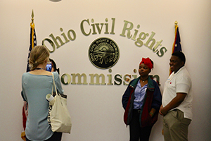 Students Explore Self-Expression in Ohio Civil Rights Commission Youth Art Exhibition