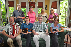 Come to the Ceili: Cincinnati's Riley School of Irish Music Receives an Ohio Arts Council Heritage Fellowship Award