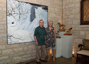 Delaware, Marysville Artists' Work on Display at Ohio Governor's Residence July - September