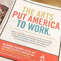 Donna's Message: 2017 Arts Advocacy Day
