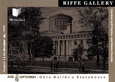 Age of Optimism: Ohio Builds a Statehouse