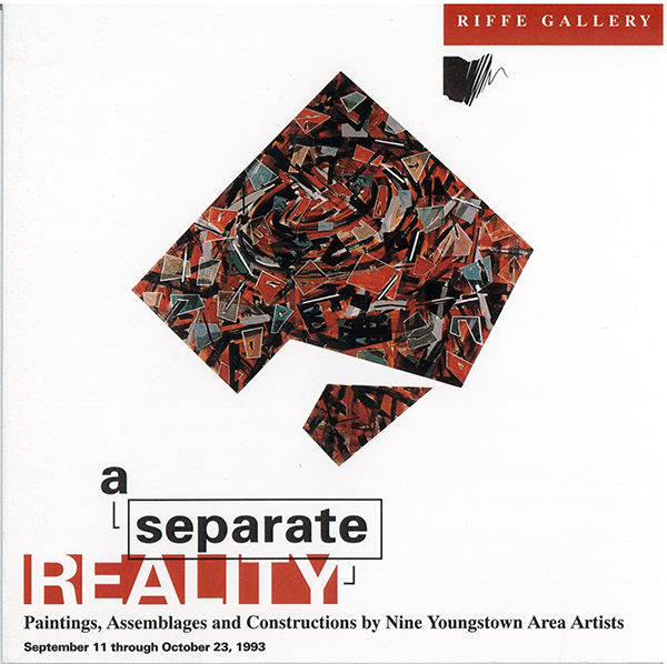 A Separate Reality postcard