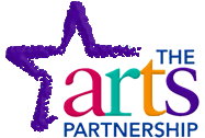 arts partnership logo
